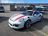 Porsche 991 GT3 RS export to China