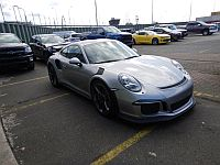 Porsche 991 GT3 RS Export china